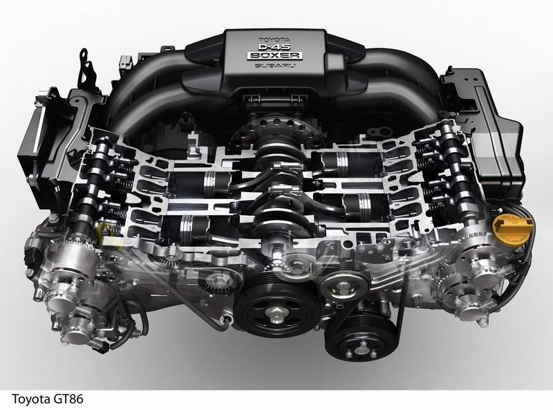 Resultado de imagen para motor con cilindros horizontalmente opuestos