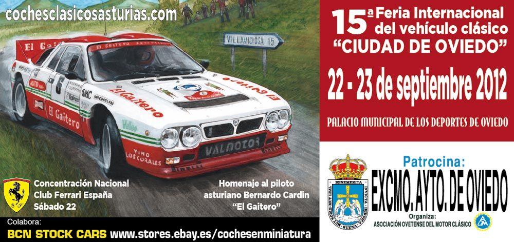 15ª Feria Internacional Ciudad De Oviedo - 22 Y 23 De Septiembre 2012 Lonacoches2010