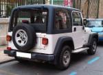 Jeep TJ (1998).