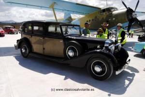 Extraordinario Hispano-Suiza K6 carrozado por Binder de 1934.