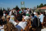LOS EQUIPOS ESCUCHAN ATENTAMENTE LAS INSTRUCCIONES DE LOS DIRECTORES DEL RALLY.