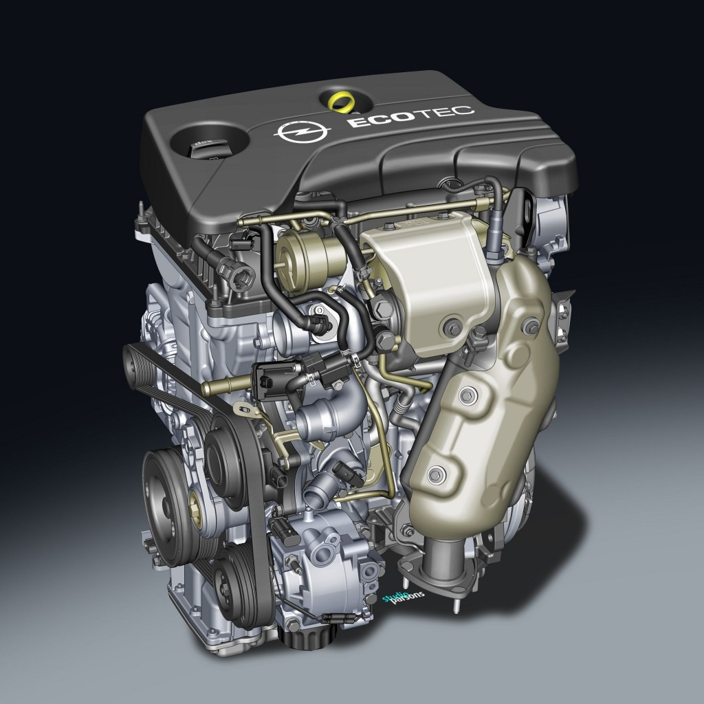 Making its world premiere at the Frankfurt International Motor Show in September, Opel?s all-new 1.0-liter direct injection engine represents a new benchmark for refinement in three-cylinder power units.
