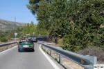 SE HAN RECORRIDO MÁS DE 100 KM POR CARRETERAS COMARCALES PARA IR DESDE REQUENA HASTA ARAS DE LOS OLMOS.