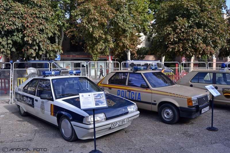 Citroen BX 19 TZS 1988 (Policía).