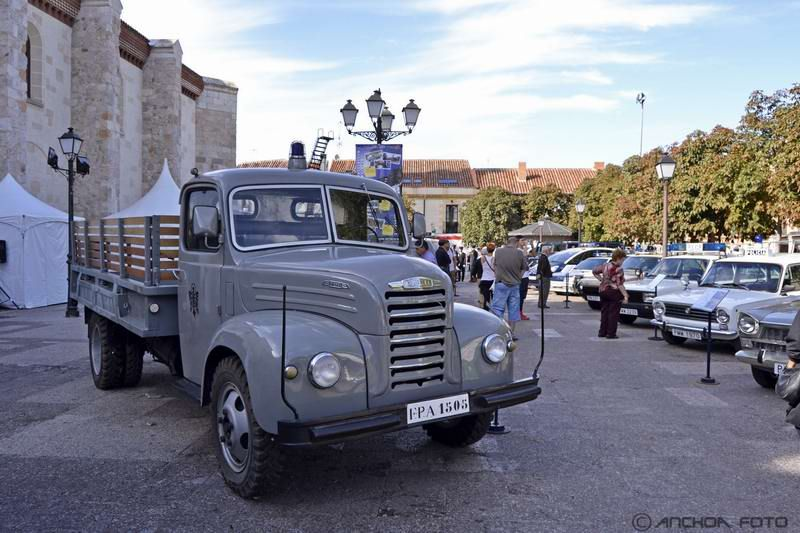 Ebro B45 Diésel 1963 (Policía).
