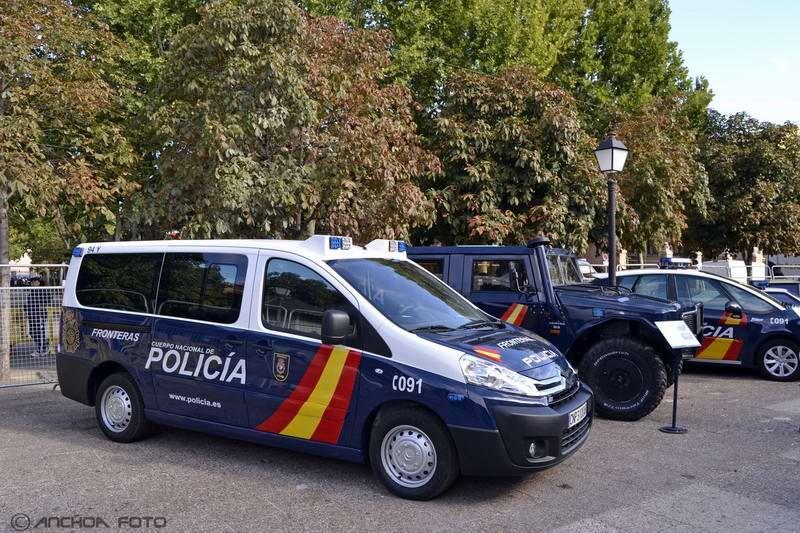Citroen Jumpy 2.0 Hdi 2012 (Policía).