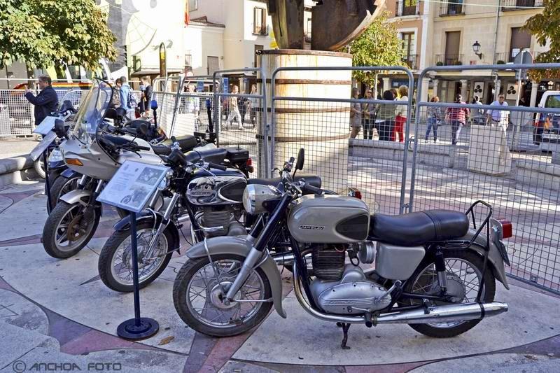 Sanglas 400 T 1967 (Policía).