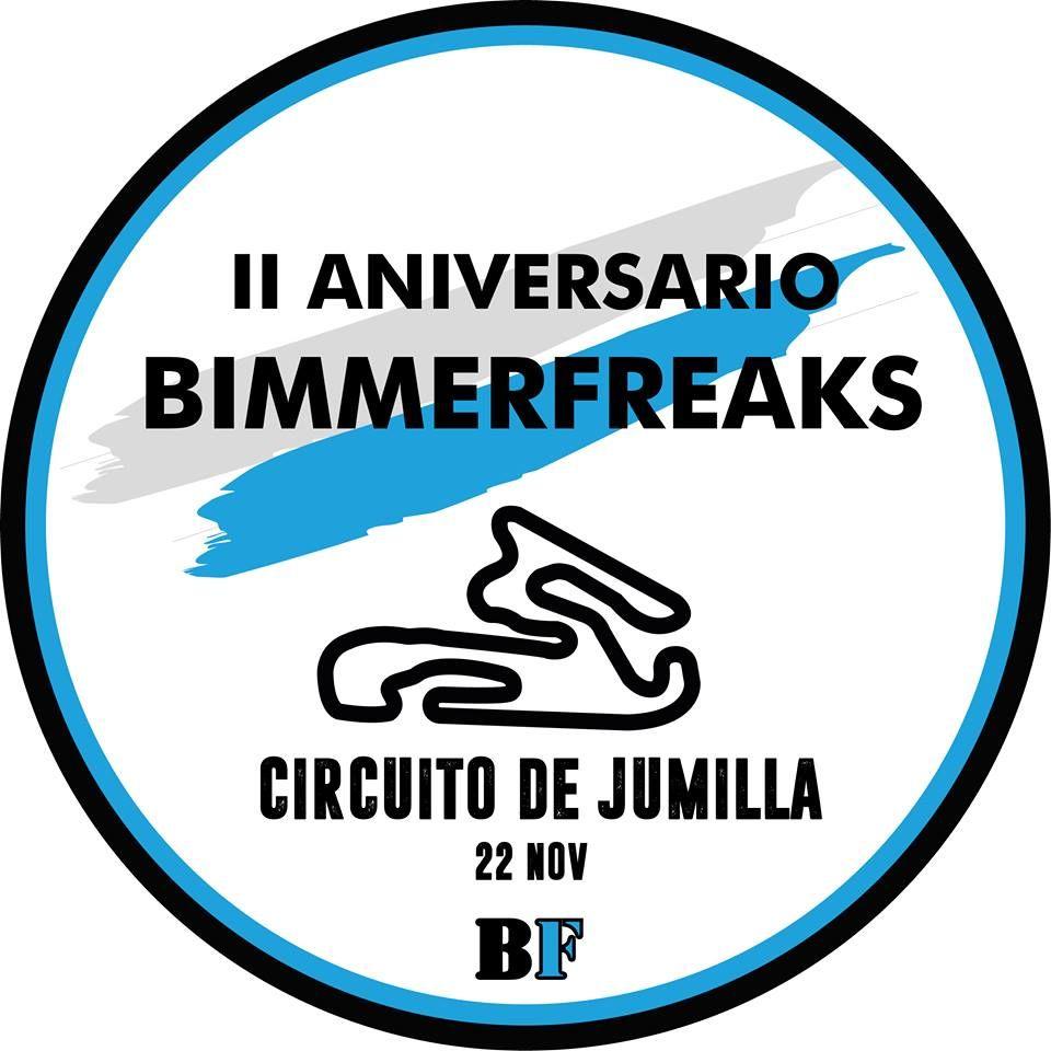 Circuito Jumilla : Bimmerfreaks celebra su ii aniversario el 22 de noviembre en el