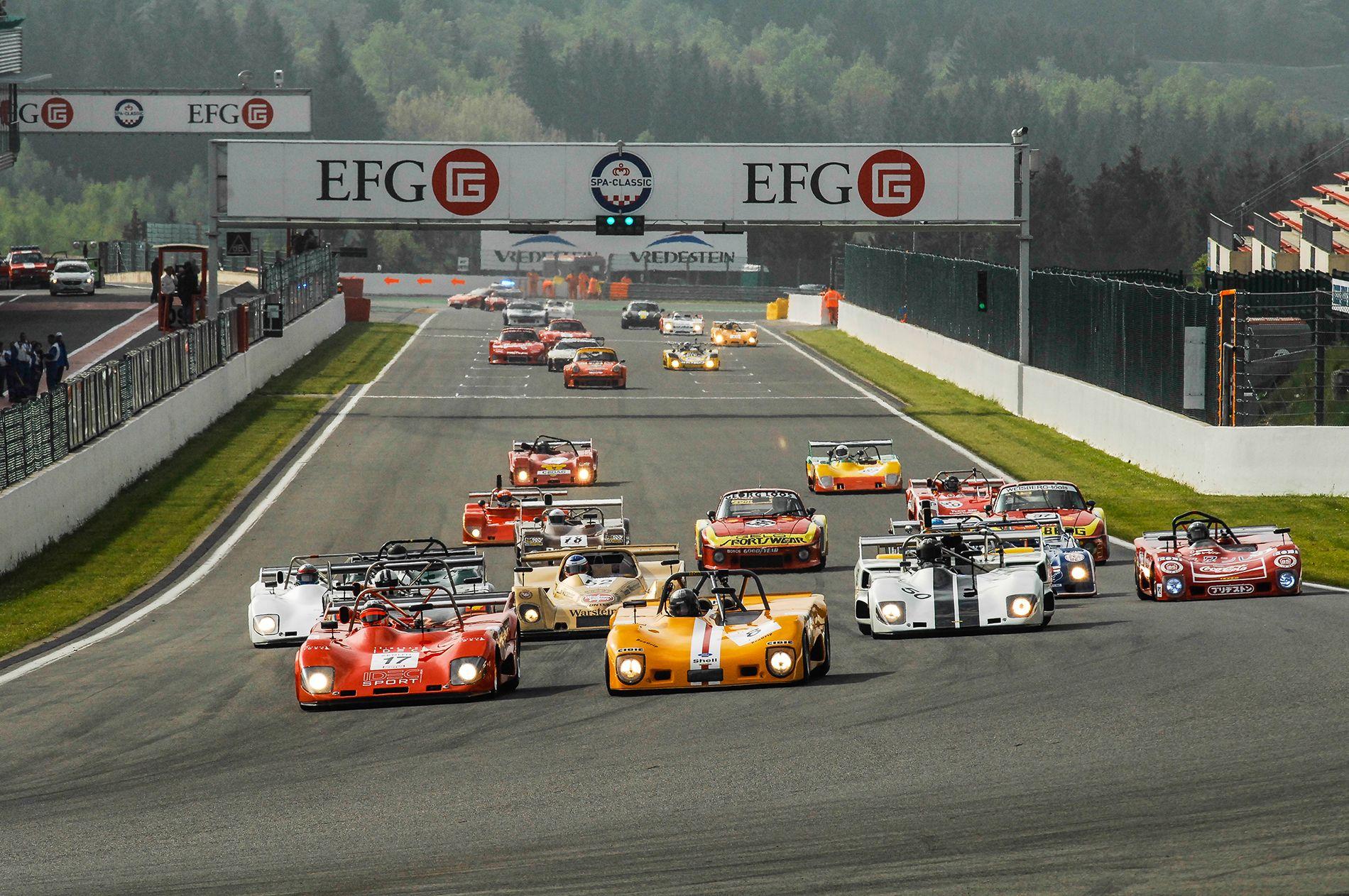 Circuito Jarama : El circuito del jarama race acogerÁ por primera vez el jarama