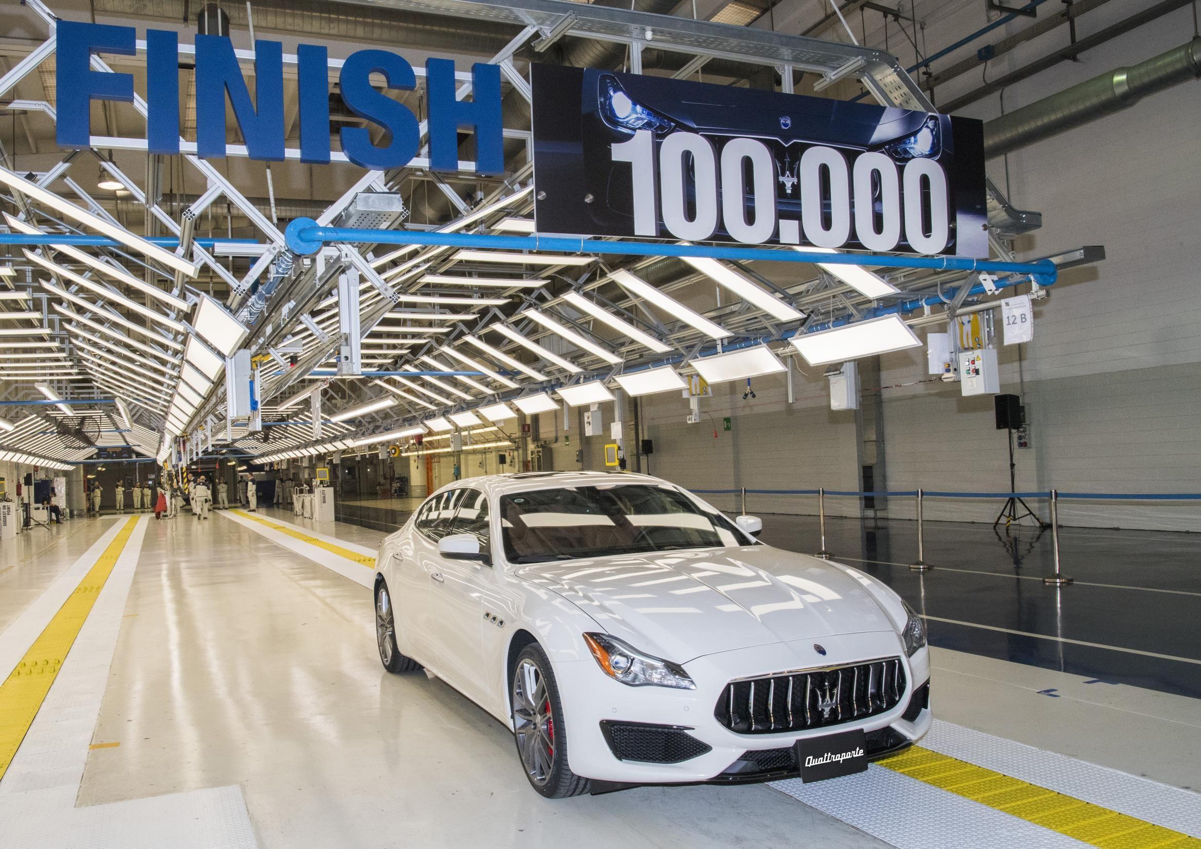 El Quattroporte Que Probamos Es Un Rara Avis Dentro De Nuestro Mercado Hoy En Día Maserati Una Marca Lujo Con Palmarés Deportivo Primer