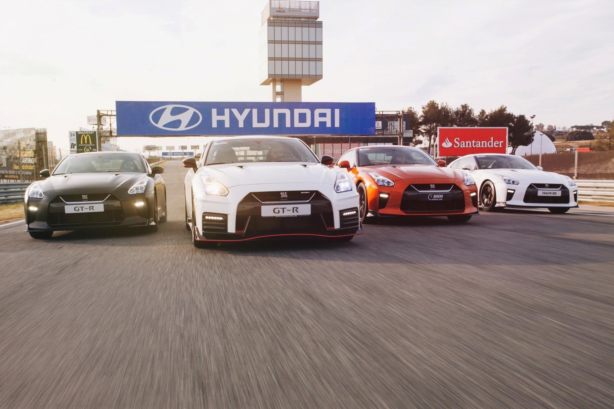 Circuito Jarama : Nissan fue la protagonista en las vueltas al circuito del