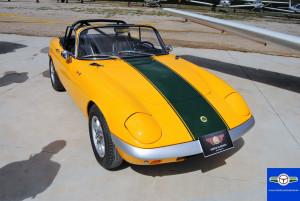 Lotus Elan SE, Premio a la mejor restauración