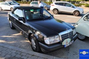 Mercedes Serie E Cabrio, Serie 124