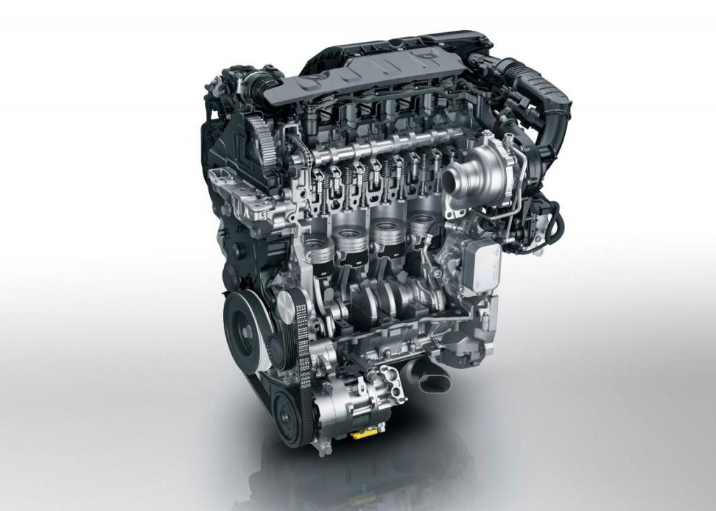 Nuevo motor del Opel Grandland X